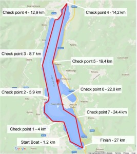 The Lago d'Orta Course