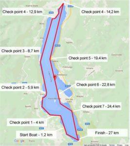 Lago course