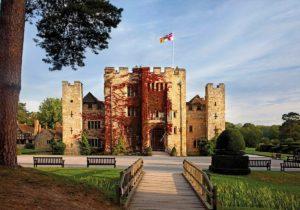 Hever castle 5km